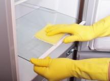 eliminare la muffa dal frigorifero